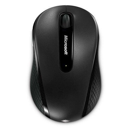 Microsoft Wireless Mobile Mouse 4000 Souris sans fil BlueTrack Technology Noir