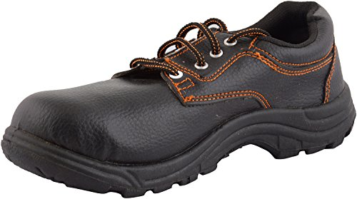 Sunshine Safety Shoe With Steel Toe available at Amazon for Rs.399