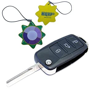 how to change battery in vw key fob