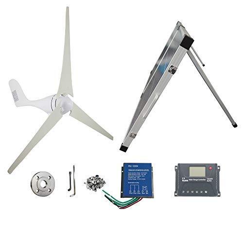 A-wonderful 500W Wind Solar Power:AC 12V 400W Wind Turbine Generator