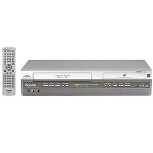 Panasonic PV-D4745S DVD/VCR Dual Deck , Silver