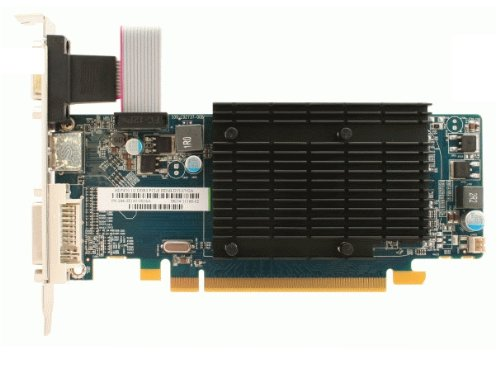 Sapphire 11166-02-20R HD 5450 1GB DDR3 PCIE HDMI Graphics Card