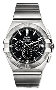 Omega Men's 1514.51.00 Constellation Double Eagle Chronometer Chronograph Watch
