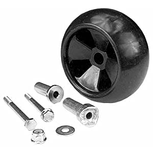 Replacement Lawn Mower Wheel Kit for John Deere # AM116299