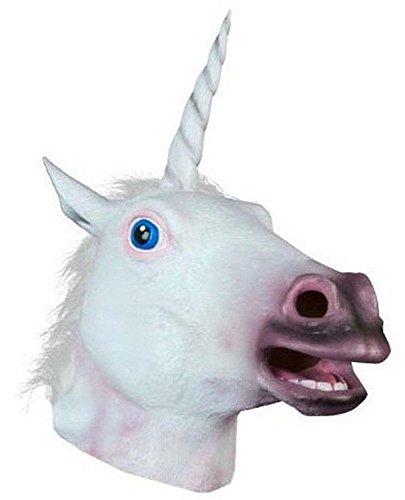 Miyaya® Horse Mask, Unicorn Mask Collection (Unicorn Mask)