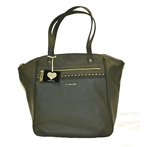 Borsa donna Twin Set Shopping Smerlo
