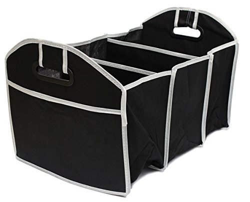 And Retails Car Trunk Organiser Coat Boot Luggage Carrier Organizer (Without Cooler)