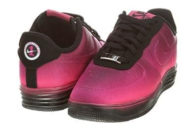 Nike Lunar Air Force 1 VT Mesh (GS) Girls Basketball Shoes 599232-600 by Nike