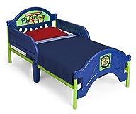 Delta Children Plastic Toddler Bed, N…