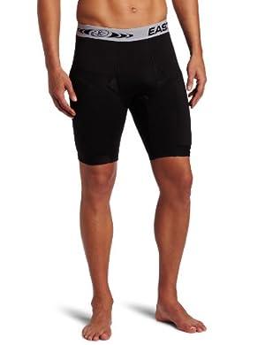 Licra Deportiva Easton extra protectora Medium, color negro
