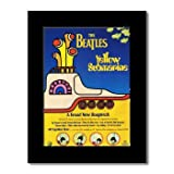 BEATLES - Yellow Submarine Songtrack Matted Mini Poster - 28.5x21cm