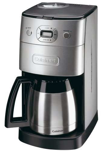 Cuisinart DGB650BCU Grind and Brew Automatic Filter Coffee Maker from Cuisinart