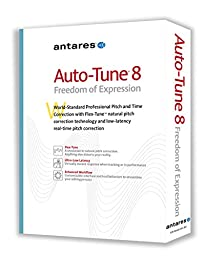 Antares Audio Auto-Tune 7 Native Audio Plug-in