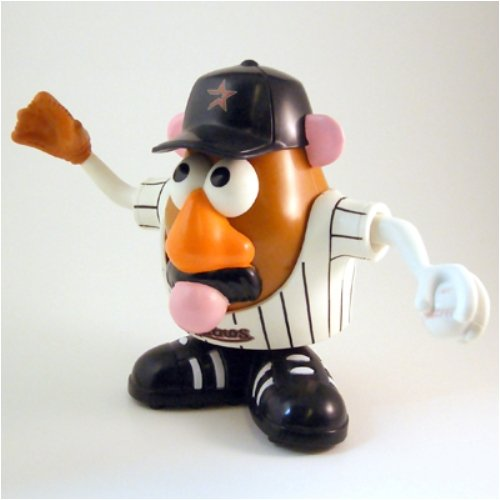 Buy Low Price Promotional Partners Worldwide MLB Houston Astros Mr. Potato Head Figure (B001AU9VVI)