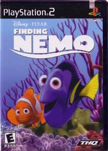 Finding Nemo - PlayStation 2