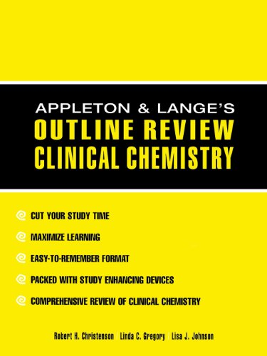 Appleton & Lange's Outline Review Clinical Chemistry
