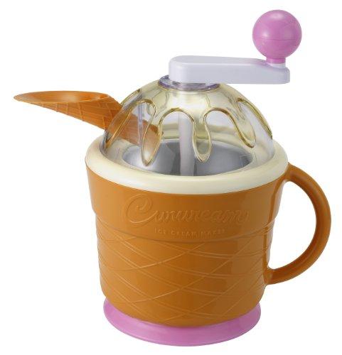 手動アイスクリームメーカー DIC-1221