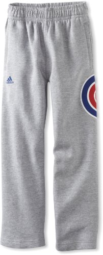 MLB Youth Chicago Cubs Fleece Pant (Athletic Grey, Medium) at Amazon.com