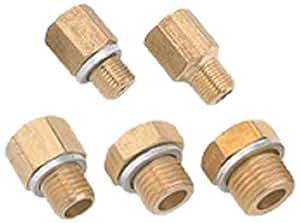 Equus 9848 Oil Pressure and Electronic Temperature Metric Adapter Kit