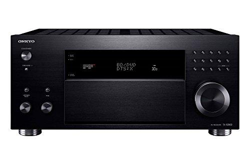 ONKYO AVレシーバー 7.1ch Dolby Atmos/DTS:X/4K/HDCP2.2/ハイレゾ音源対応 ブラック TX-RZ800(B)