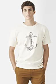 Short Sleeve Anchor Graphic T-Shirt