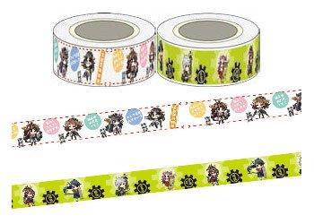 艦隊これくしょん -艦これ- マスキングテープ Aセット
