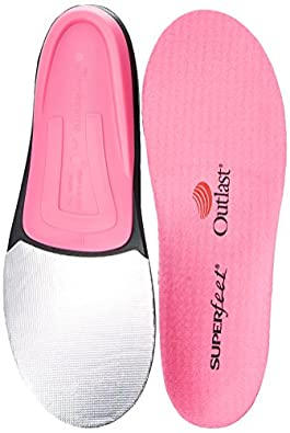 Buy Superfeet Ladies Hot Pink Premium Insoles by Superfeet