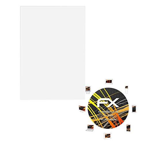 2 x atFoliX Folie Sony PRS 505 Reader Displayfolie - FX-Antireflex-HD Entspiegelung für hochauflösende displays