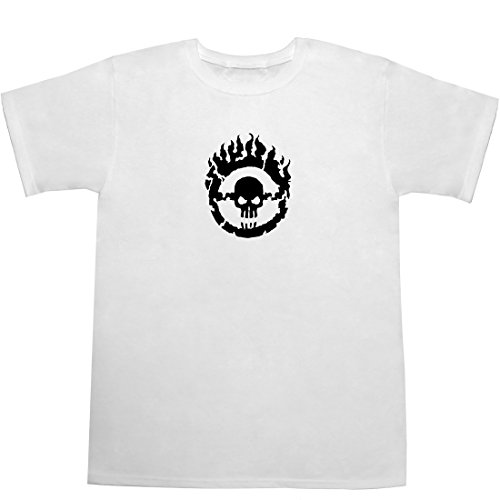 Damaged Boys T-shirts ホワイト XS -