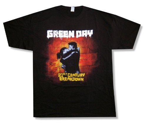 bravado-green-day-kiss-color-background-21st-century-breakdown-black-t-shirt-x-large