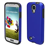 Acase Galaxy S4 Superleggera PRO Dual Layer Protection Case for AT&T, Sprint, T-Mobile and Verizon Samsung Galaxy S IV (Galaxy S4, Blue)