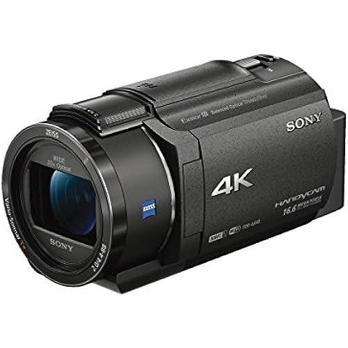 SONY 캠코더 4K 64GB 광학 20배 Handycam FDR-AX40 BC