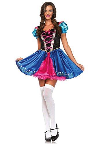Leg Avenue Women's Alpine Princess Costume - Frozen Anna
