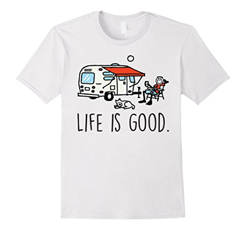 Men's Life Is Good T Shirt 3XL White (Life Is Good 3x compare prices)