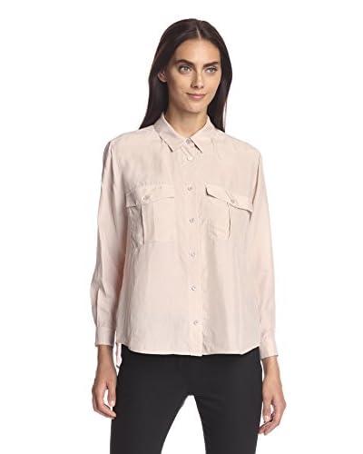 Burberry Women's Military Shirt