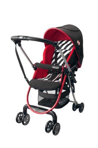Graco Citilite R Stroller, Speedy Red (Red/Black)