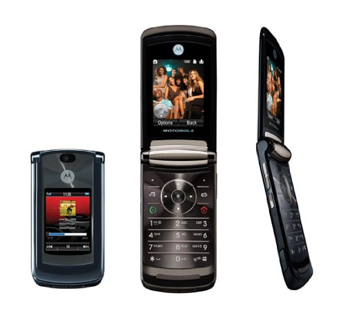 Motorola RAZR2 V8 Unlocked Phone  2 MP Camera,