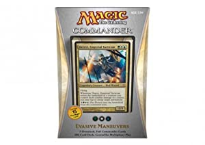 Magic the Gathering - Commander 2013 - Evasive Maneuvers Deck