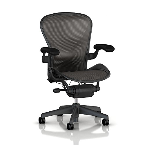 Aeron Chair by Herman Miller: Highly Adjustable - PostureFit