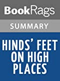 img - for Hinds' Feet on High Places by Hannah Hurnard | Summary & Study Guide book / textbook / text book