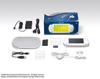PSP「プレイステーション・ポータブル」ギガパック セラミック・ホワイト(PSP-1000G1CW)