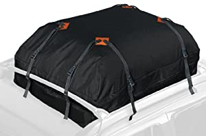 Keeper Cargo Bag, Roof Mat, and Lashing Strap Bundle by Keeper