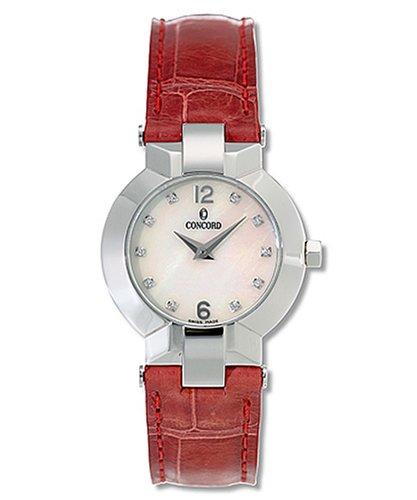 Concord Women's La Scala Watch #0310651 - Buy Concord Women's La Scala Watch #0310651 - Purchase Concord Women's La Scala Watch #0310651 (Concord, Jewelry, Categories, Watches, Women's Watches, By Movement, Swiss Quartz)