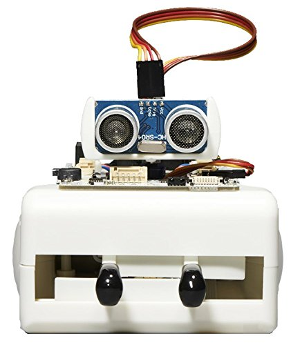 ArcBotics Sparki Robot - Programmable Arduino STEM Robot Kit for Kids - Complete Platform to Learn Robotics, Coding and Electronics (Hobby Programmable Robots compare prices)