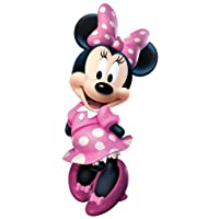Roommates Minnie Mouse Boutique Giant Wall Decal