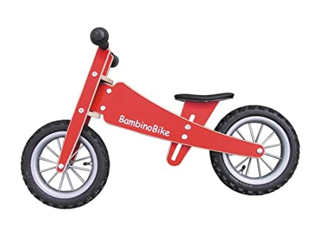 BambinoBike - Vélo Enfant - Kart Premier Vélo - Rouge