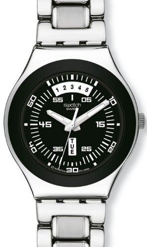 Swatch Irony Big Time Is Going Mens Watch YGS743G
