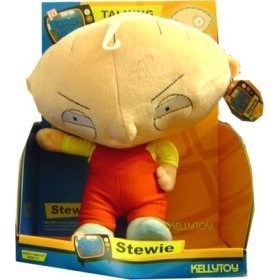 Picture of Kellytoys Family Guy : Pointing Arm Position Talking Stewie 11