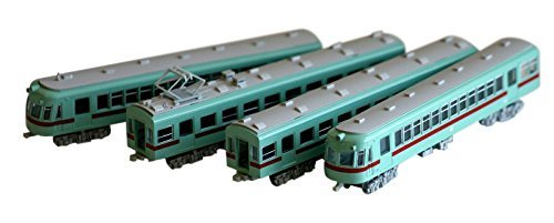 n-gauge-nishi-nippon-railroad-1300-form-new-paint-aisugurin-diz-play-model