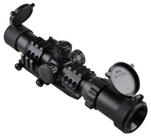 SNIPER Tactical Scope 1-4x28 5